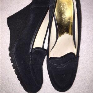 MK Wedge Shoe